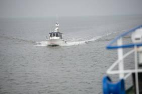 Es funktioniert! OFFIS-Forschungsboot Zuse auf Ausweichkurs