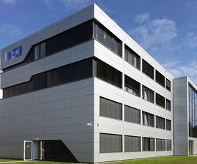 Das DFKI im Technologiepark Bremen: Hauptgeschäftsstelle und Sitz des Robotics Innovation Center.