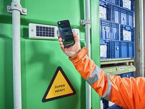 Sensordaten für intelligente Lieferketten nutzen. Quelle: BLG LOGISTICS/Marcus Meyer