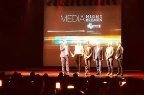11. MediaNight Bremen 2019, Foto: bremen digitalmedia
