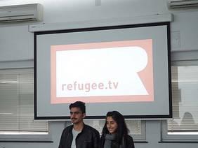 Im Medienbereich können Flüchtlinge helfen, neue Zielgruppen zu erreichen. In Österreich fand 2016 das erste Medientreffen für Film- und Fernsehmacher, die als Flüchtlinge nach Europa gekommen sind, statt. Foto: FS1 - Community TV Salzburg / Flickr
