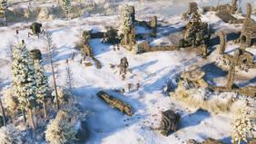 """Screenshots aus """"Iron Harvest"""" Quelle: KING Art Games"""