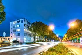 Die Seghorn AG mit Sitz in der Stresemannstraße Quelle: Seghorn AG