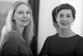 Wiebke Rimasch und Katharina Ludewig (v.l.), Foto: Ludewig & Rimasch