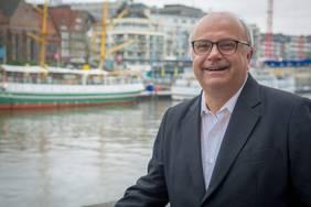 Geschäftsführer Reinhard Ahlers; Foto: Tabea Riesenberg