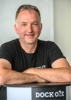 Christoph Ranze, Geschäftsführer der encoway GmbH und 2. Vorstandsvorsitzender von bremen digitalmedia.