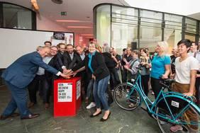 31 Ideen für Bremen suchen Unterstützerinnen und Unterstützer über die Crowdfunding-Plattform Schotterweg. Foto: BAB/Jan Rathke