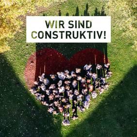 Das Team von construktiv, Foto: construktiv