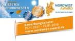 Der Nordwest-Award ist mit Preisgeldern in Höhe von 30.000 Euro dotiert, der Sieger des Gesundheitsawards erhält 10.000 Euro.