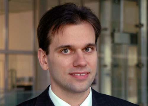 Prof. Lars Linsen forscht an der Verbesserung bildgebender Verfahren. Foto: Jacobs University