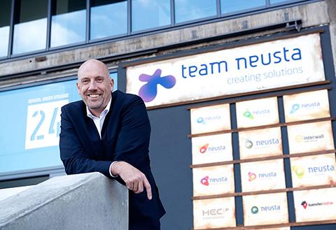 Carsten Meyer-Heder und Team Neusta haben 2014 erneut ein starkes Wachstum verbucht