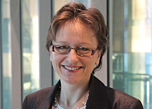 Sonia Lippke, Professorin für Gesundheitspsychologie an der Jacobs University. Foto: Jacobs University