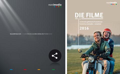 Nordmedia hat neben dem aktuellen Geschäftsbericht auch eine Übersicht über aktuelle Filme aus Bremen und Niedersachsen veröffentlicht.