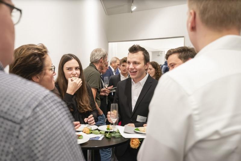 DSI&DMI - Begrüßungs- und Absolventen-Feier im Haus der Wissenschaft, Bremen am 20. September 2019.