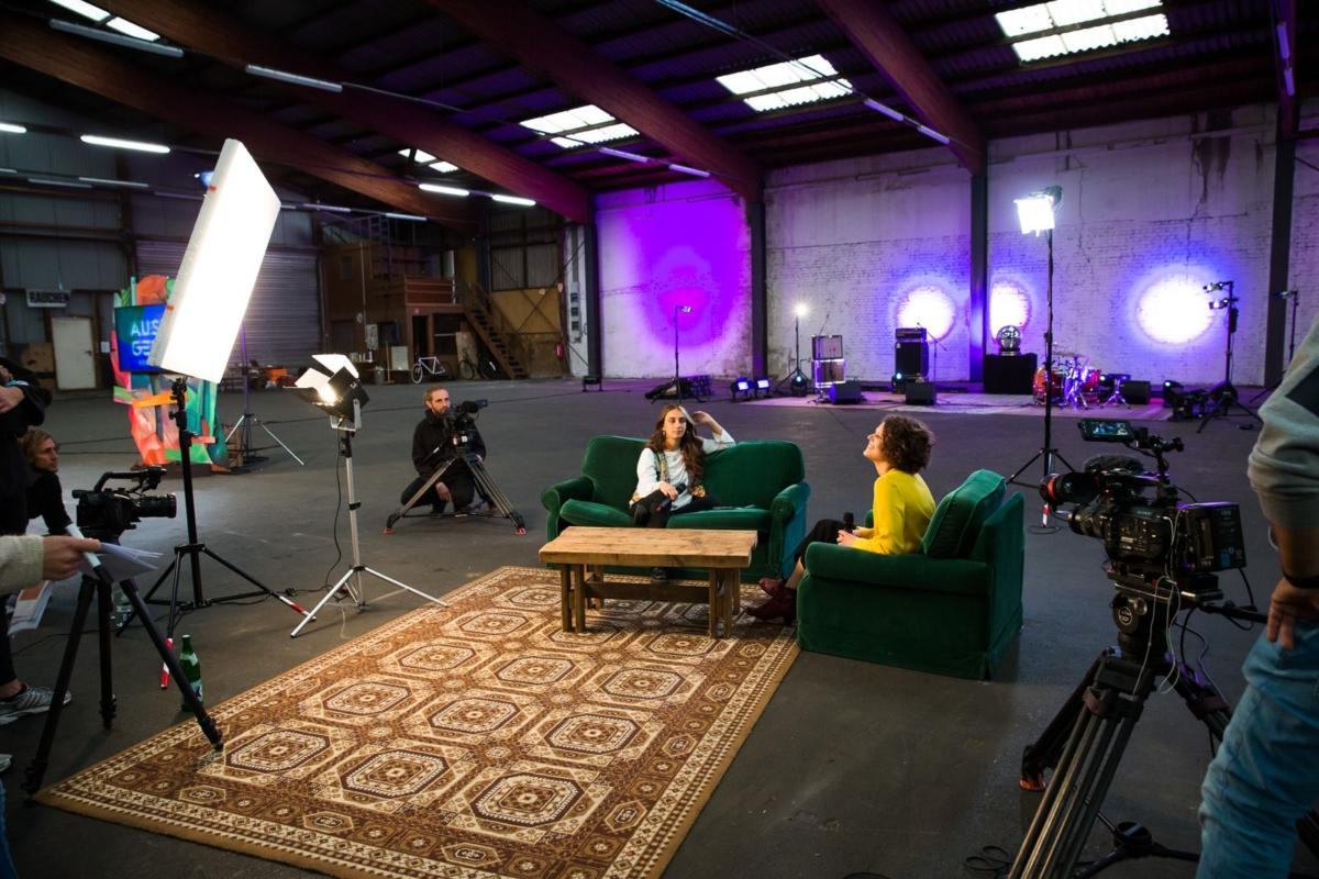 Gewinnerin. Ylva Immelmann im Interview. Foto: Margarete Stengel