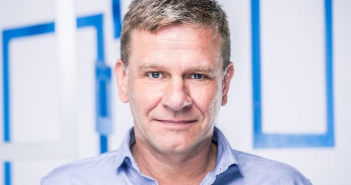 Björn Upadek ist einer der beiden Geschäftsführer von Deichblick.