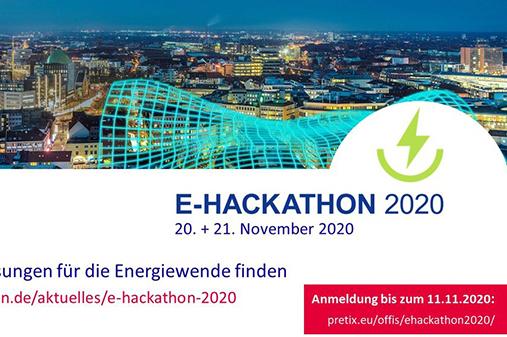 Beim Hackathon sollen kreative Lösungen für Digitale Energiesysteme entwickelt werden.