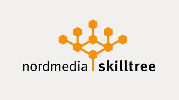 Logo vom nordmedia skilltree