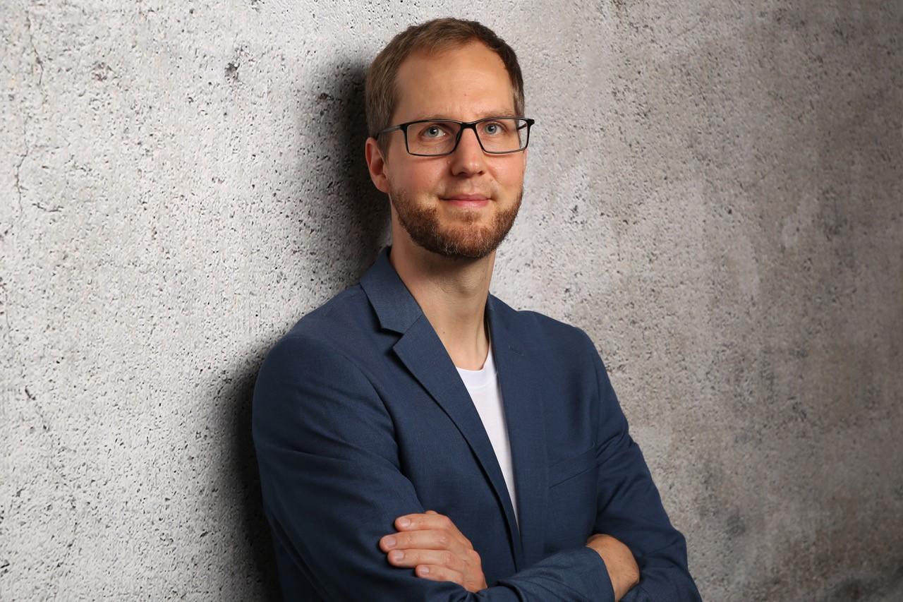 Portrait von Christoph Menke